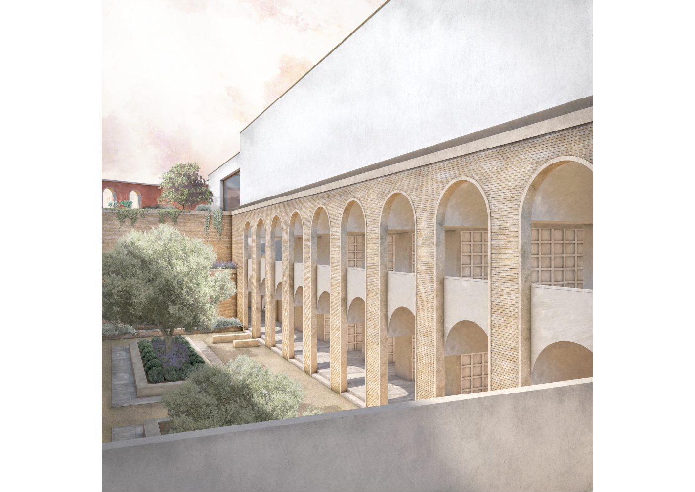 Krematorium Rom Teresa Heinzl