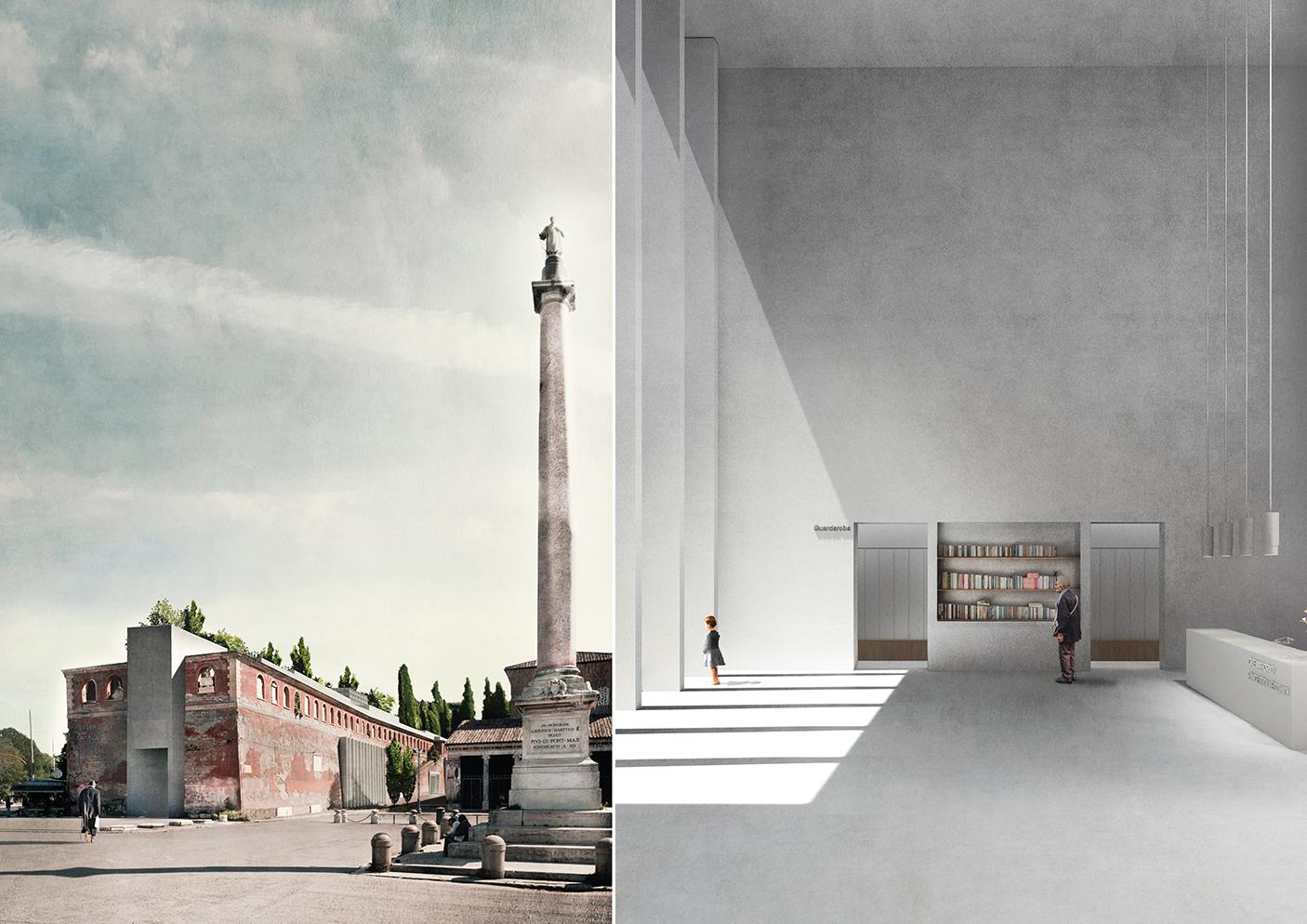 Krematorium Rom Tom Zumdick